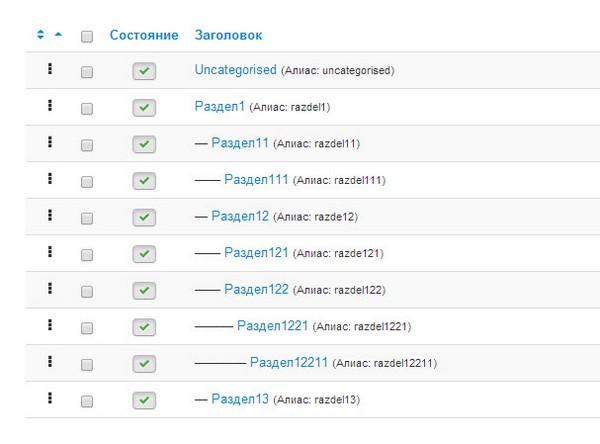 Как сделать структуру сайта joomla как сделать сайт компании узнаваемым