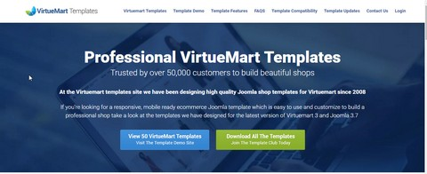 Virtuemart Template Themes For Joomla
